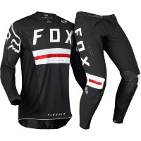 Мотоджерси Fox Flexair Preest LE Jersey Black/Red XL (22143-017-XL)