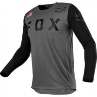 Мотоджерси Fox 180 San Diego SE Jersey Grey/Black S (20837-035-S)