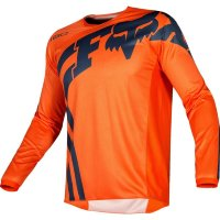 Мотоджерси FOX 180 Race Orange Blue, M