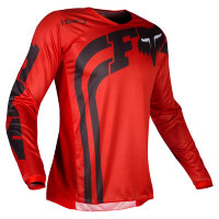 Мотоджерси FOX 180 Race Red Black, M