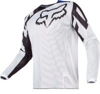 Мотоджерси Fox 180 Race Airline Jersey White L (18145-008-L)