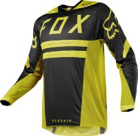Мотоджерси Fox Flexair Preest Jersey Dark Yellow XL (19414-547-XL)
