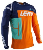 Мотоджерси Leatt GPX 4.5 Lite Jersey Orange M (5020001271)