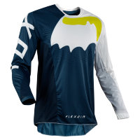 Мотоджерси Fox Flexair Hifeye Jersey Navy/White XL (19412-045-XL)