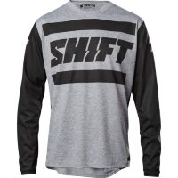 Мотоджерси Shift Recon Drift Strike Jersey Light Grey S (19391-097-S)