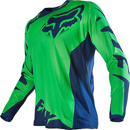 Мотоджерси Fox 180 Race Jersey Green XL (17253-004-XL)
