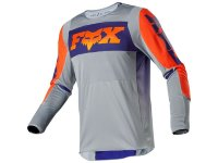 Мотоджерси Fox 360 Linc Jersey Grey/Orange S (23914-230-S)